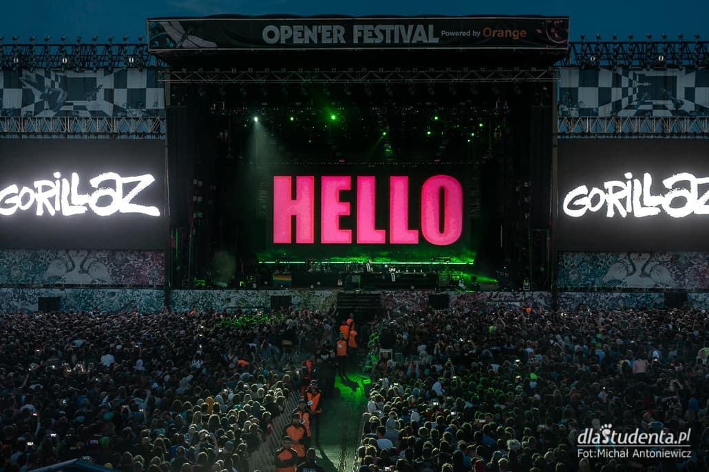Open'er Festival 2018 - Dzień3
