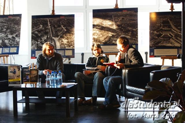 Spotkanie w Empiku z Jastrzębskim i Morawieckim