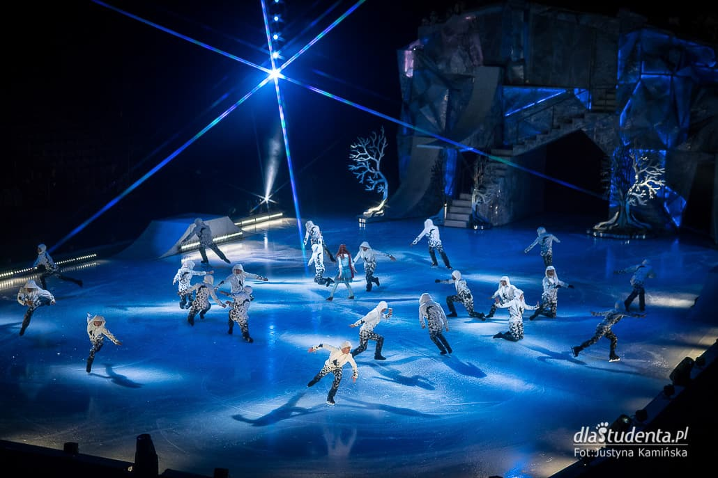 """Cirque du Soleil"" - spektakl + kulisy"