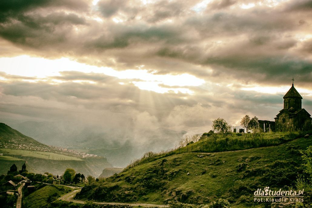 Południowy Kaukaz: Armenia i Gruzja