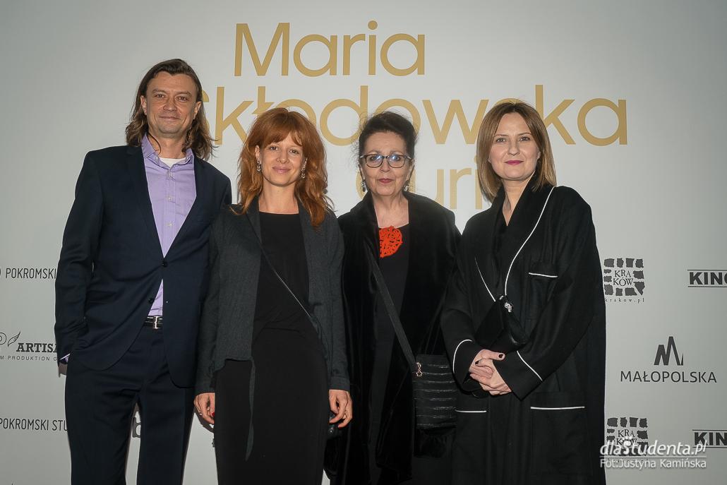 Premiera filmu: Maria Skłodowska Curie
