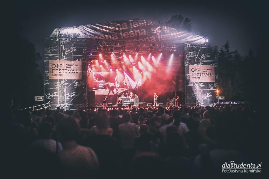 OFF Festival 2018 - dzień3