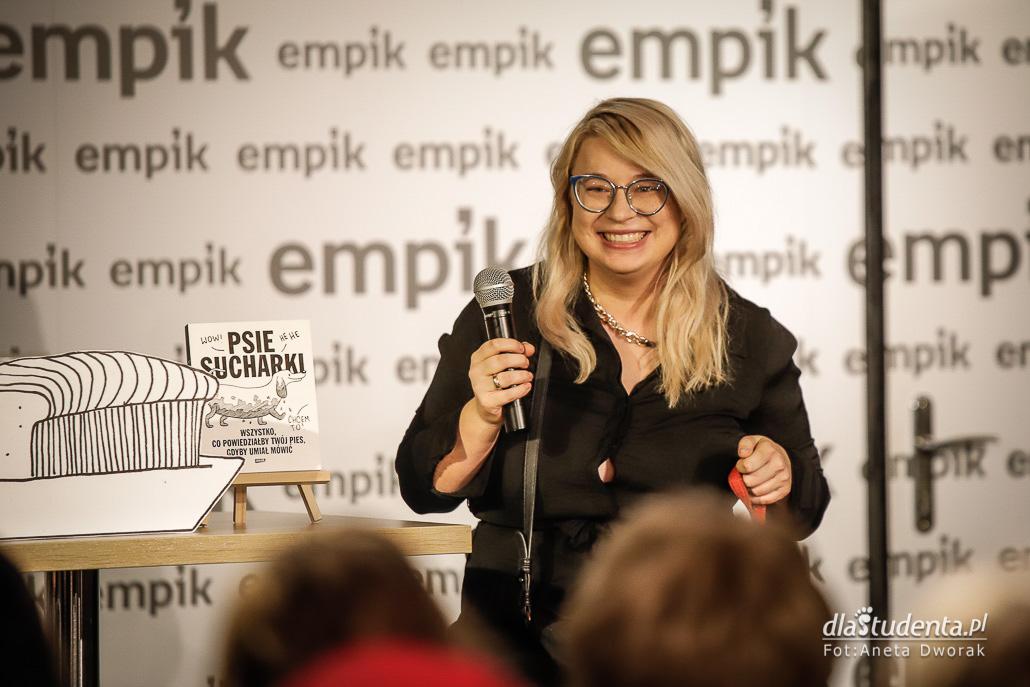 Maria Apoleika (Psie Sucharki) - Spotkanie Autorskie