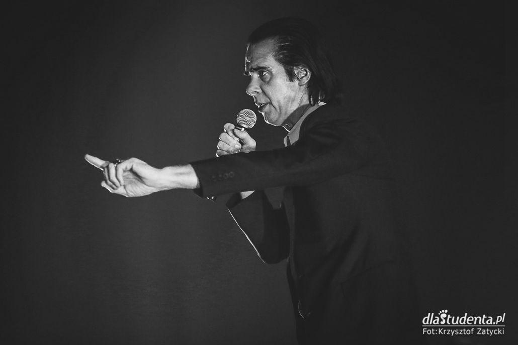 Nick Cave & The Bad Seeds  - zdjęcie nr 2