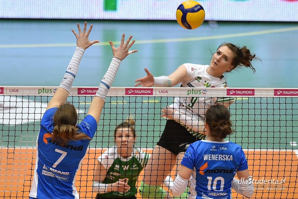 #VolleyWrocław - Joker Świecie 3:2
