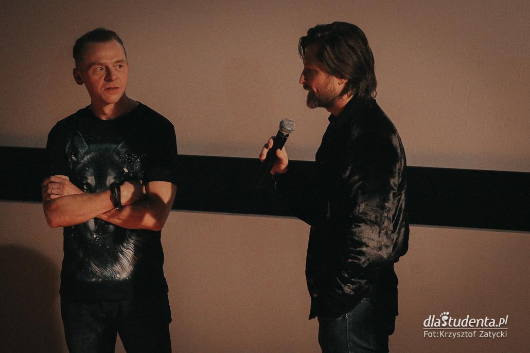 Simon Pegg gościem 10. American Film Festival - zdjęcie nr 3