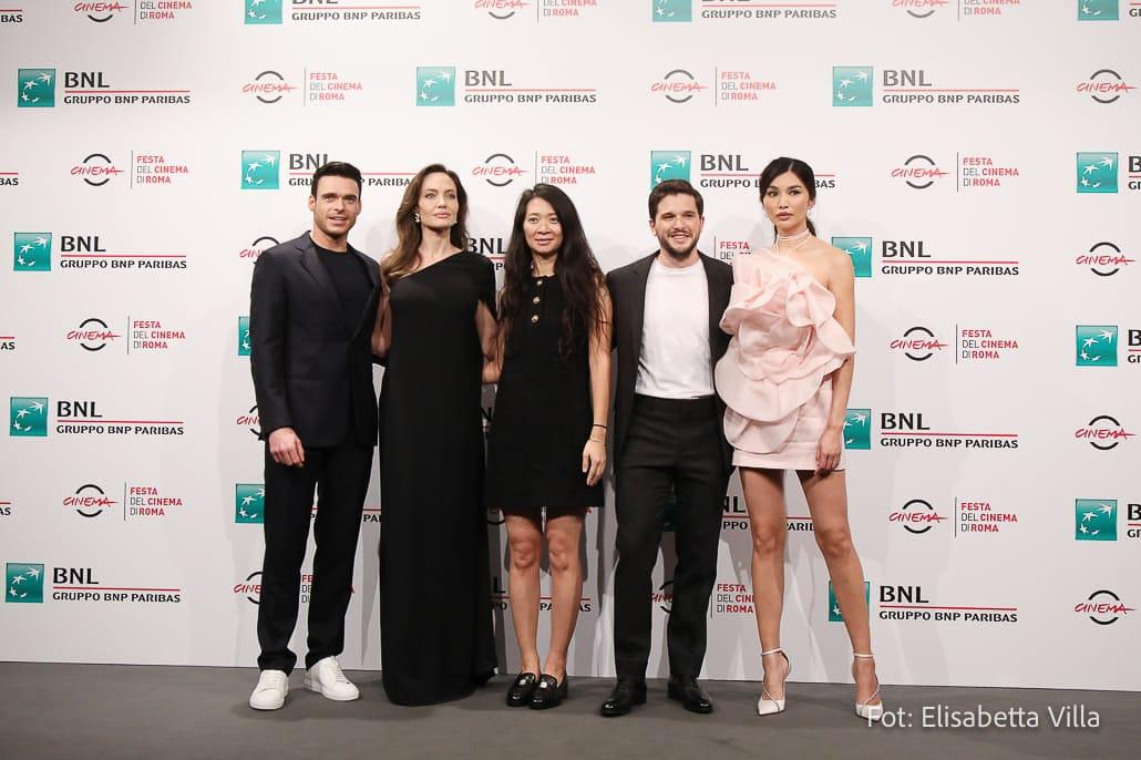 """Rome International Film Festival: """"Eternals"""""""