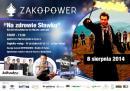 Koncert charytatywny dla Sławka Jędrzejko