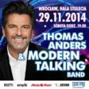 Thomas Anders & Modern Talking Band - Koncert Andrzejkowy