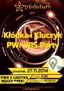 """""""Kłódka i Kluczyk""""- PWr WIŚ Party!"""