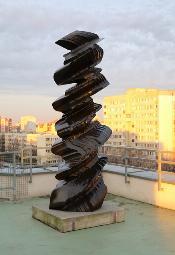 Wystawa rzeźb sir Tony'ego Cragga