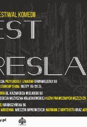 """Wrocławski Festiwal Komedii """"Fest und Breslau"""""""