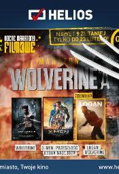 Maraton Wolverine'a w kinach Helios