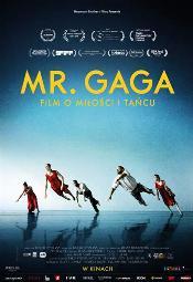 MR. GAGA - pokaz przedpremierowy w Multikinie