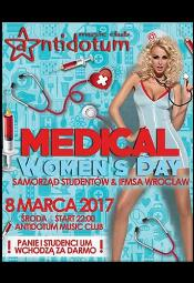 Medical Women's Day