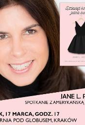 Spotkanie z Jane L. Rosen