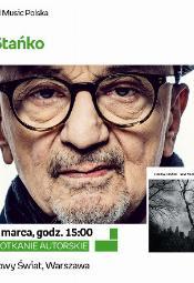Tomasz Stańko - promocja nowego albumu