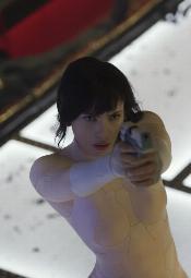 Ghost in the Shell - pokazy przedpremierowe w Cinema City