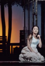"""Eugeniusz Oniegin"" w ramach cyklu The Metropolitan Opera Live: in HD."