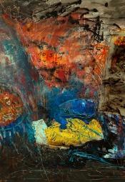 Presja istnienia - wystawa malarstwa Piotra Ambroziaka
