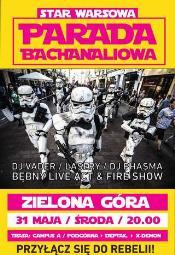 Bachanalia: Parada Bachanaliowa