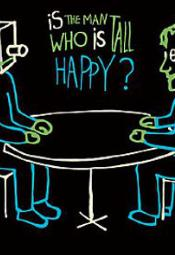 Akademia Dokumentalna: Czy Noam Chomsky jest wysoki czy szczęśliwy?
