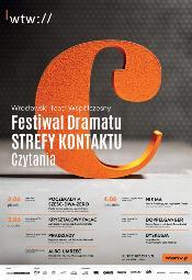 Festiwal Dramatu Strefy Kontaktu. Czytania