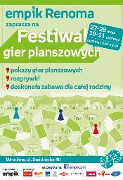 Festiwal Gier Planszowych we Wrocławiu