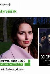 Zuzanna Marciniak - spotkanie autorskie