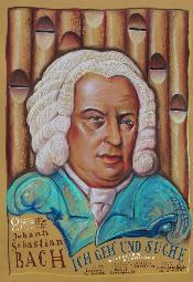 """J.S.Bach """"Ich geh'und suche"""","""