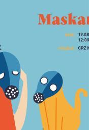 Maskarada - bezpłatne filmowe warsztaty dla dzieci
