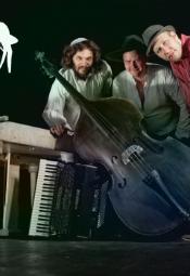 Słowaccy klezmerzy we Wrocławiu: Mojse Band