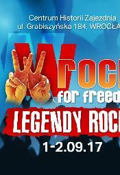 wROCK for Freedom: Legendy Rocka - Dzień1