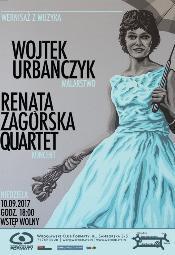 Malarstwo Wojtka Urbańczyka: Wernisaż z muzyką