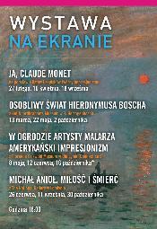 Ja, Claude Monet - wystawa na Wielkim Ekranie w Multikinie