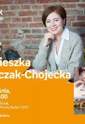 Agnieszka Walczak-Chojecka - spotkanie autorskie