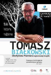 Spotkanie autorskie z Tomaszem Białkowskim