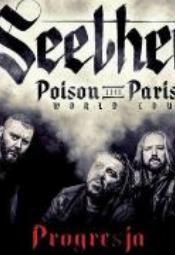 Seether - Poison The Parish World Tour