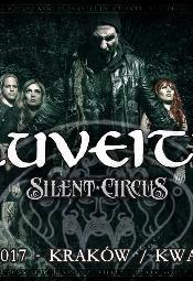 Eluveitie + Silent Circus + Valkenrag
