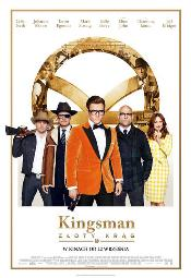 Kingsman: złoty krąg - przedpremiera w Multikinie
