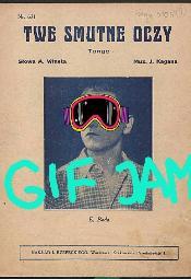 GIF Jam inspirowany polskimi filmami przedwojennymi
