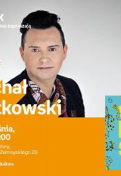 Michał Witkowski - spotkanie w Teatrze Powszechnym