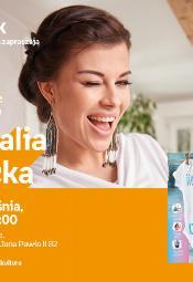 Natalia Gacka - spotkanie autorskie