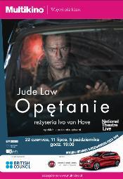 """""""Opętanie"""" z Judem Law w Multikinie"""