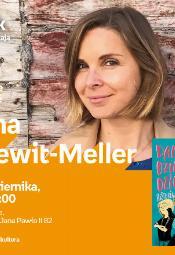 Anna Dziewit-Meller - spotkanie autorskie