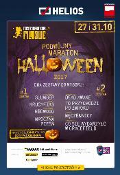 Podwójny Maraton Halloween w kinach Helios