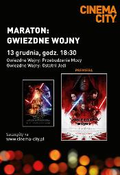 Maraton: Gwiezdne wojny w Cinema City