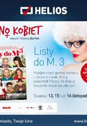 """Wyjątkowe Kino Kobiet i mega hit """"Listy do M. 3"""""""