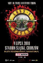 GUNS N ROSES  - Chorzów
