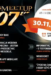 7. edycja WeBB MeetUp